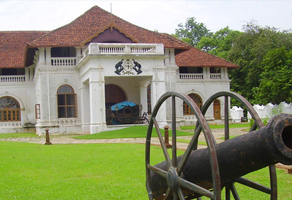 Forts and Palaces in Kerala